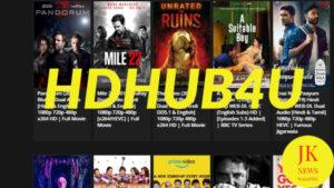 Hdhub4u Illegal Hd Movies Download Website Jk News Magazine