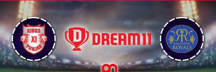 KXIP-Vs-RR-Dream11-Team-Prediction