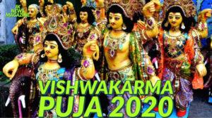 Celebrating The Architect Of Gods On Vishwakarma-Pooja-2020-1