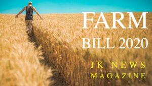 Farm-Bill-2020-protest