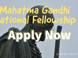 Mahatma-Gandhi-National -Fellowship